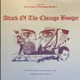 Various - Attack Of The Chicago Boogie (SHIPPING THIS WEEK)