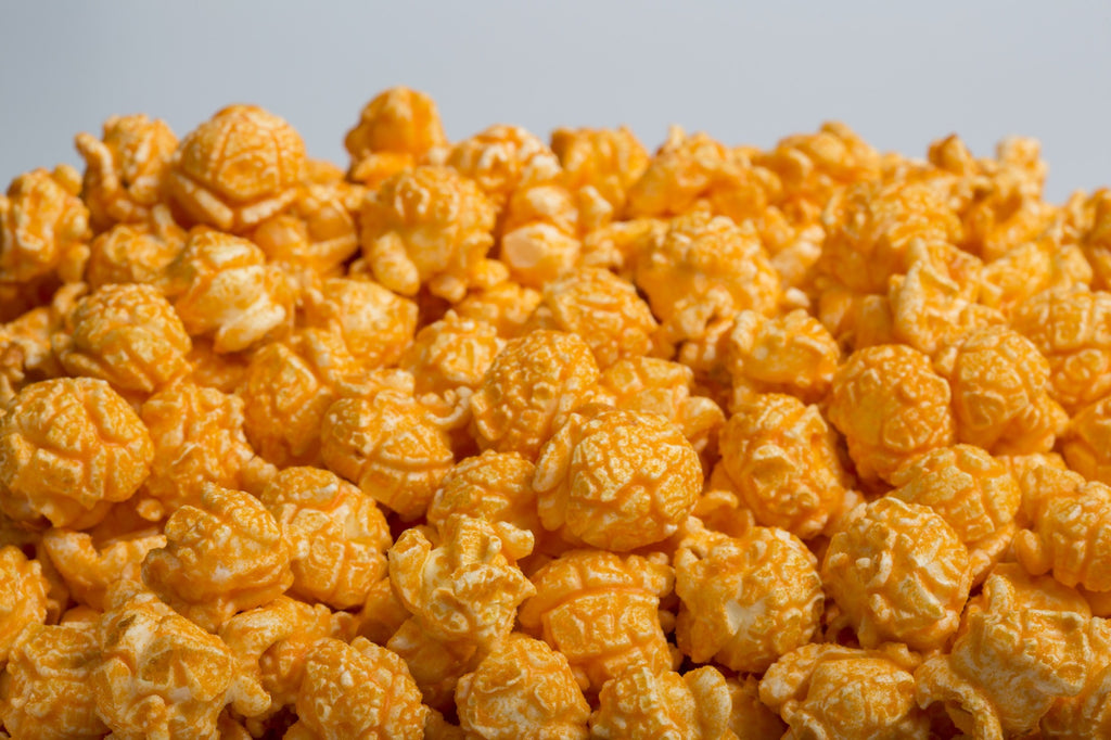 Buffalo Wing Popcorn | Hot Wing Flavored Popcorn