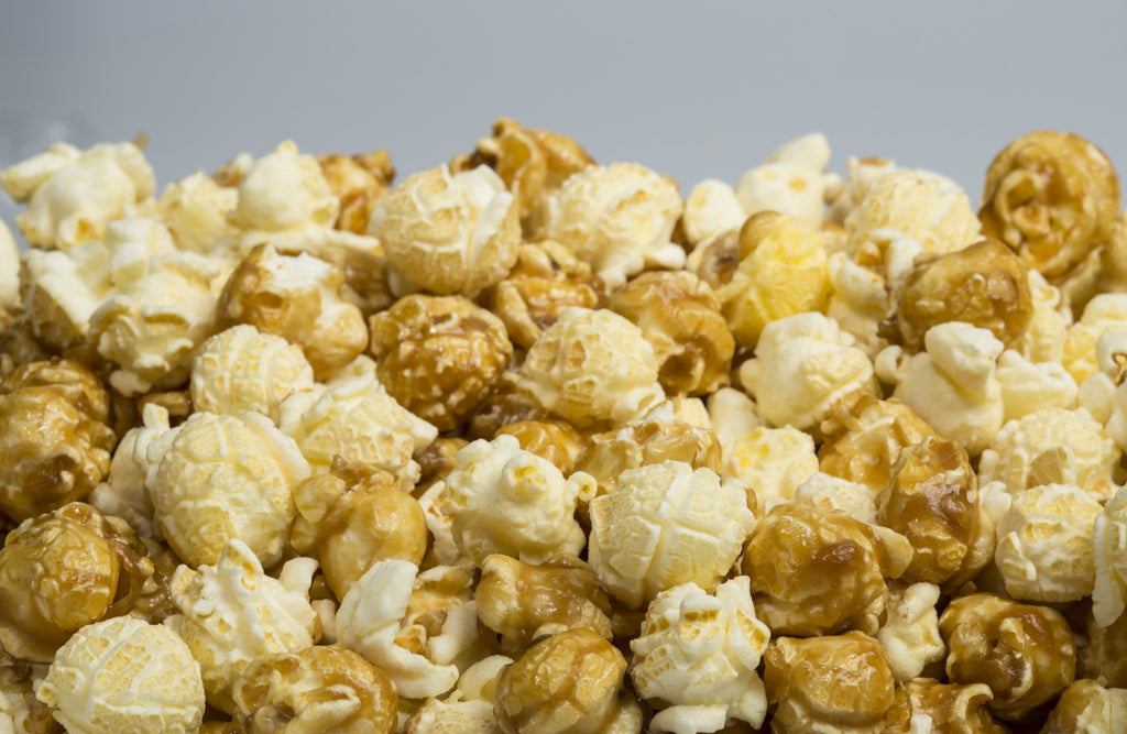 Golden Driller Popcorn - Golden Driller Flavored Popcorn Mix