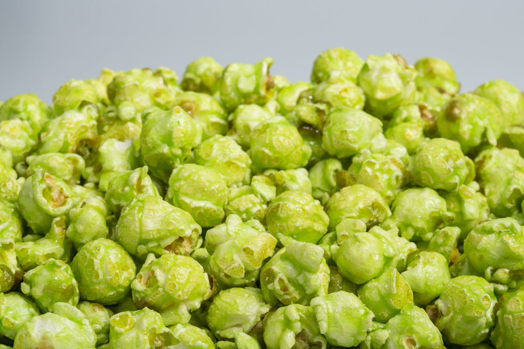 Green Apple Popcorn | Green Apple Flavored Popcorn