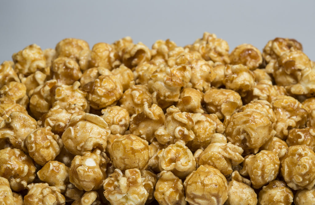 Pumpkin Pie Popcorn - Pumpkin Pie Flavored Popcorn