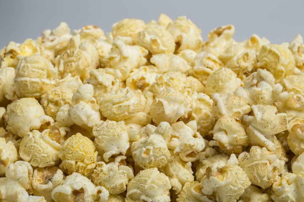 Sea Salt & Pepper Popcorn