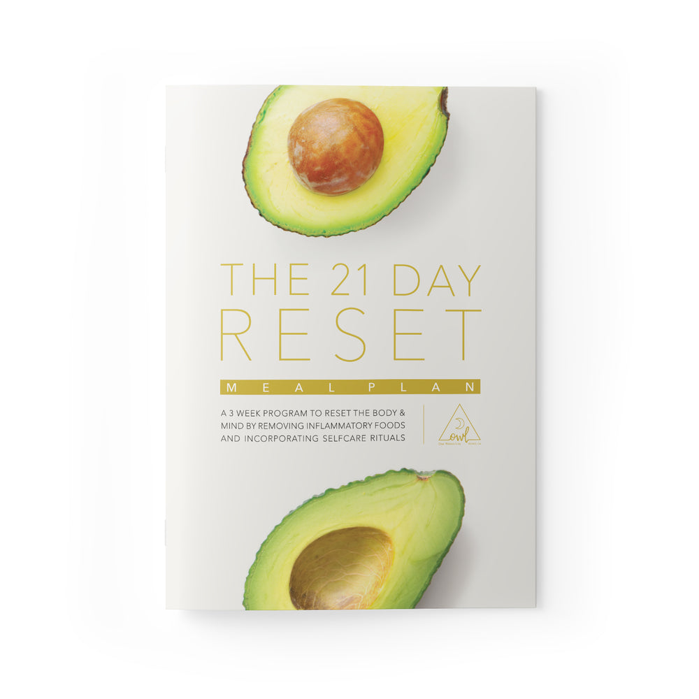 21 Day Reset Guide