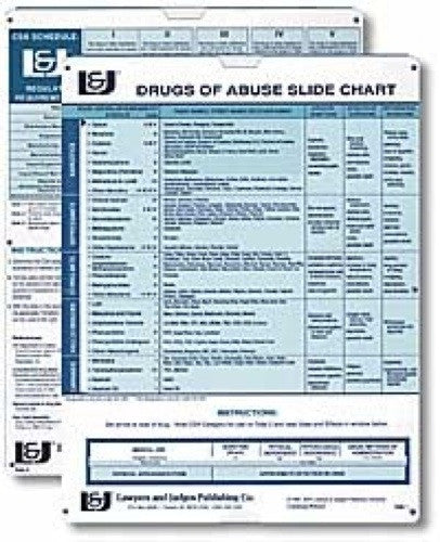 Drugs of Abuse Calculator - Lawyers & Judges Publishing Company, Inc.