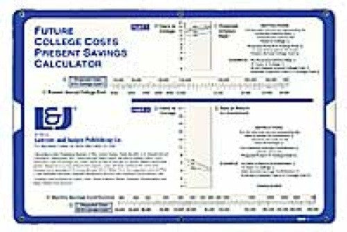 Future College Costs and Present Savings Calculator - Lawyers & Judges Publishing Company, Inc.