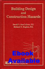 Building Design and Construction Hazards, First Edition - Lawyers & Judges Publishing Company, Inc.
