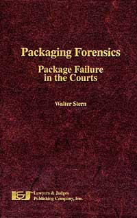 Packaging Forensics - Lawyers & Judges Publishing Company, Inc.
