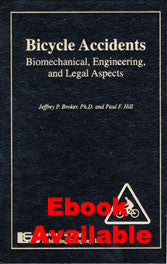 Bicycle Accidents: Biomechanical, Engineering, and Legal Aspects - Lawyers & Judges Publishing Company, Inc.