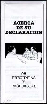 Acerca De Su Declaracion - Lawyers & Judges Publishing Company, Inc.