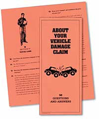 About Your Vehicle Damage Claim - Lawyers & Judges Publishing Company, Inc.