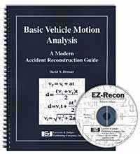Basic Vehicle Motion Analysis (CD-ROM) - Lawyers & Judges Publishing Company, Inc.