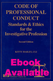 Code of Professional Conduct 2nd Edition - Lawyers & Judges Publishing Company, Inc.