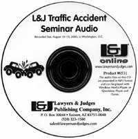 The Role of Human, Vehicle and Environmental Factors in Traffic Accident Cases - Lawyers & Judges Publishing Company, Inc.