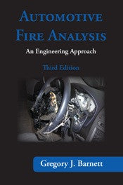 Automotive Fire Analysis 3rd Edition with DVD - Lawyers & Judges Publishing Company, Inc.