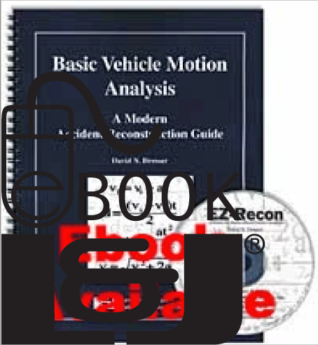 Basic Vehicle Motion Analysis PDF eBook - Lawyers & Judges Publishing Company, Inc.