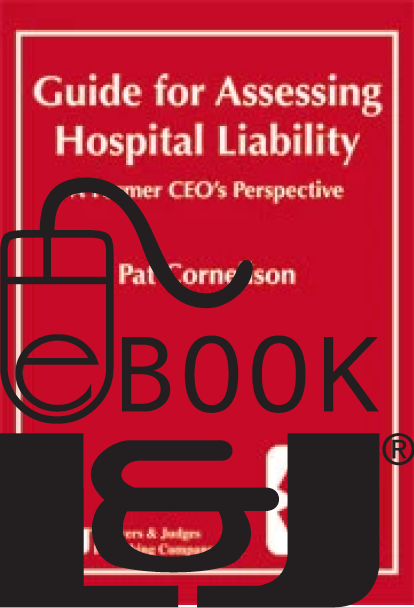 Guide for Assessing Hospital Liability PDF eBook - Lawyers & Judges Publishing Company, Inc.