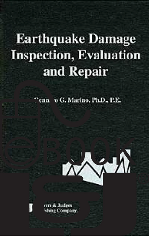 Earthquake Damage: Inspection, Evaluation and Repair PDF eBook - Lawyers & Judges Publishing Company, Inc.