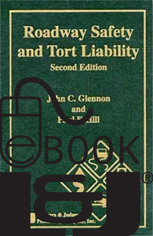 Roadway Safety and Tort Liability, Second Edition PDF eBook