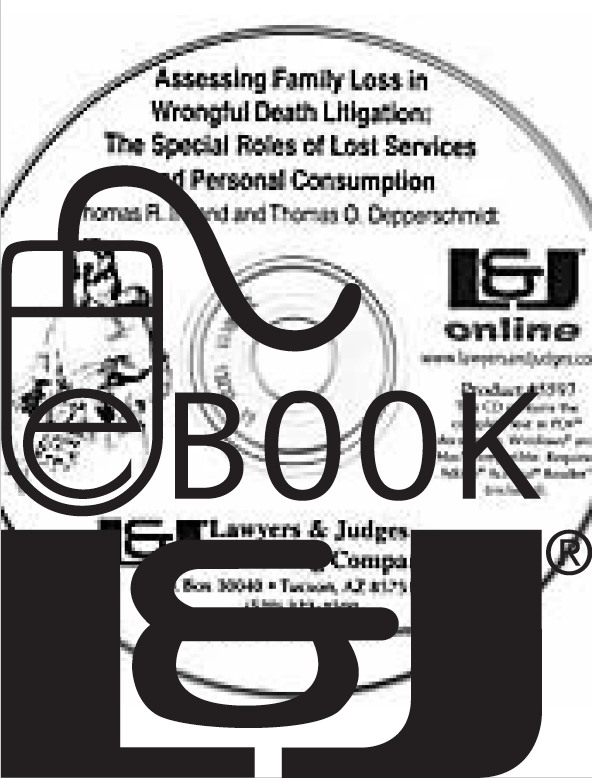 Assessing Family Loss in Wrongful Death Litigation PDF eBook - Lawyers & Judges Publishing Company, Inc.