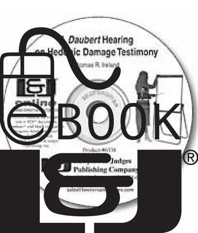 A Daubert Hearing on Hedonic Damage Testimony PDF eBook