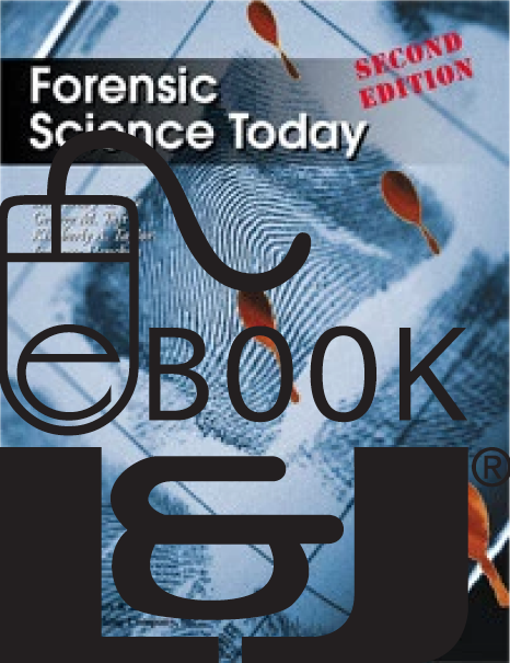 Forensic Science Today, Student Edition PDF eBook - Lawyers & Judges Publishing Company, Inc.