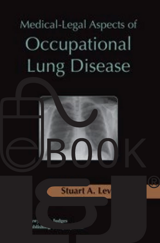 Medical Legal Aspects of Occupational Lung Disease PDF eBook