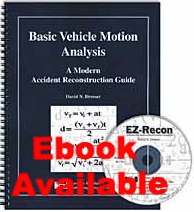 Basic Vehicle Motion Analysis