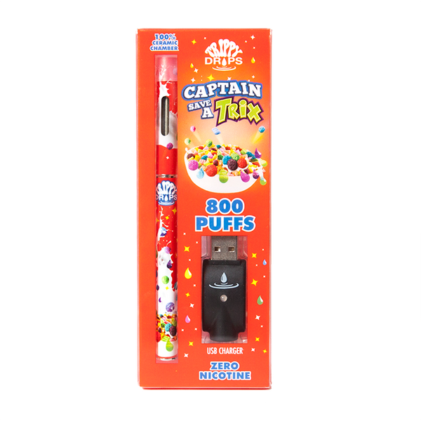 Captain Save A Trix Hookah Pen