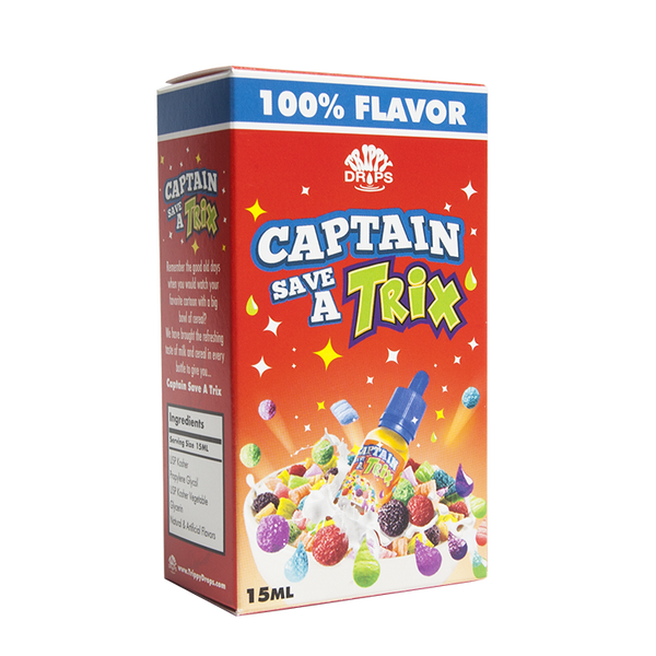 Captain Save A Trix