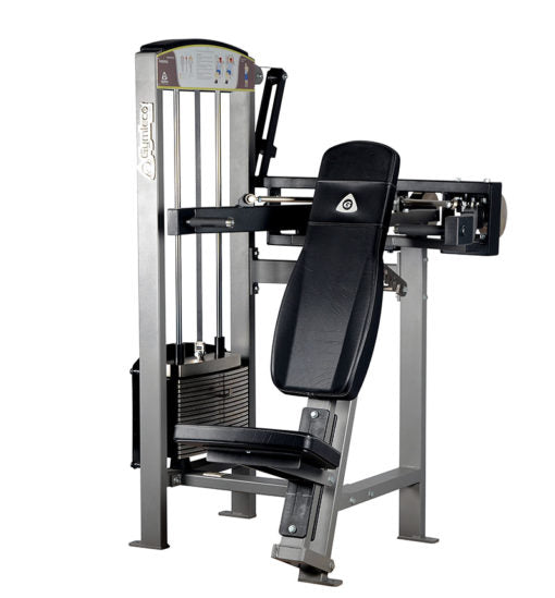 GymLeco Selectorized Shoulder Press