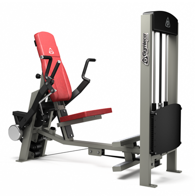 GymLeco Shrug & Dip Machine