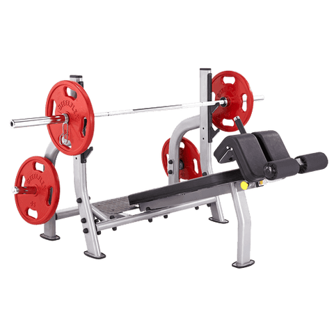Pro Series Decline Olympic Bench##last one display model##
