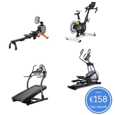High Home Cardio Package Gym Equipment