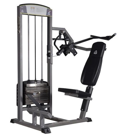 GymLeco Selectorized Pullover Machine