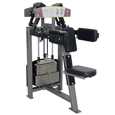 GymLeco Selectorized Delt Machine
