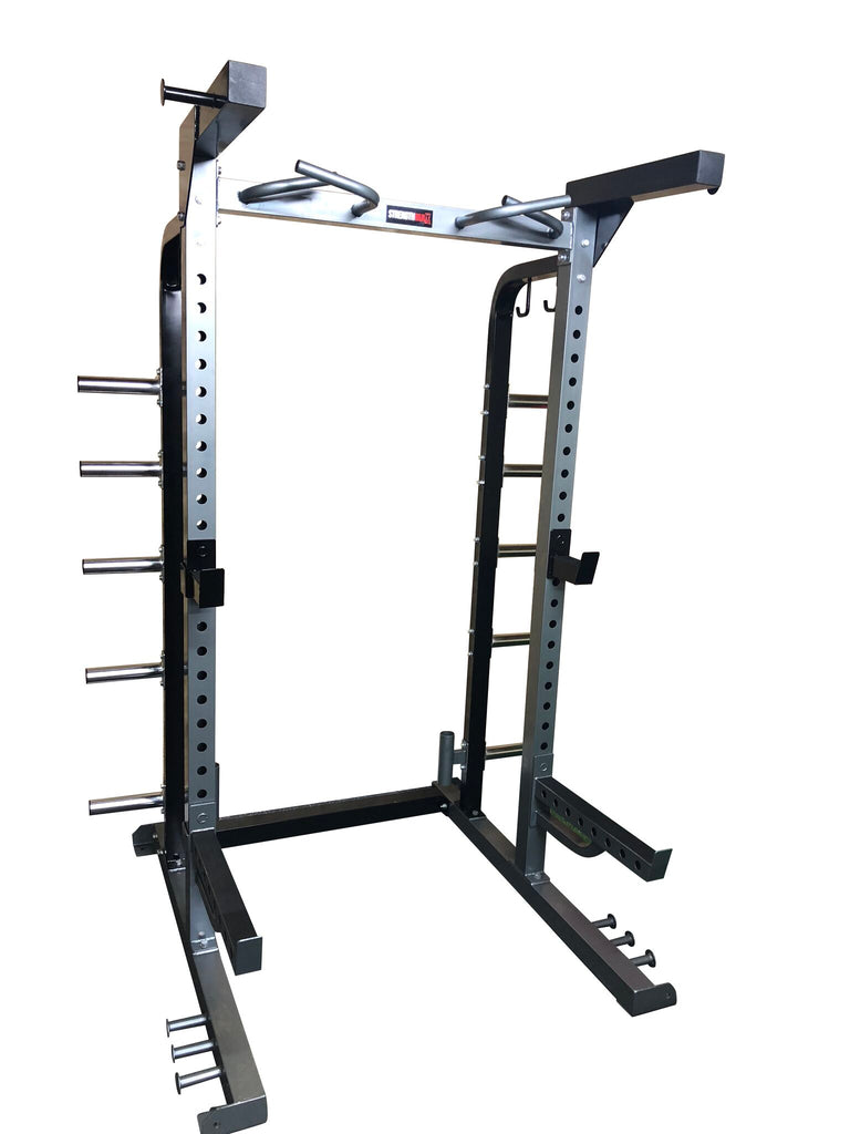 Strengthmax Heavy Duty Commercial Half Rack (preorder due late Feb 2021)