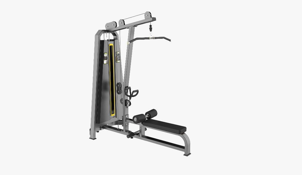 Strengthmax Commercial Lat Pulldown Low Row (preorder for delivery mid september)