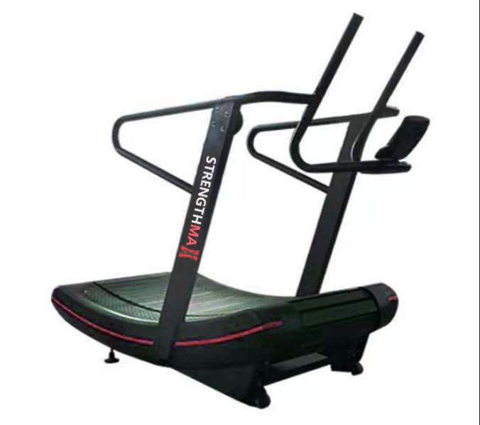 Strengthmax Pro Series Curve Treadmill (Preorder available August 2021)