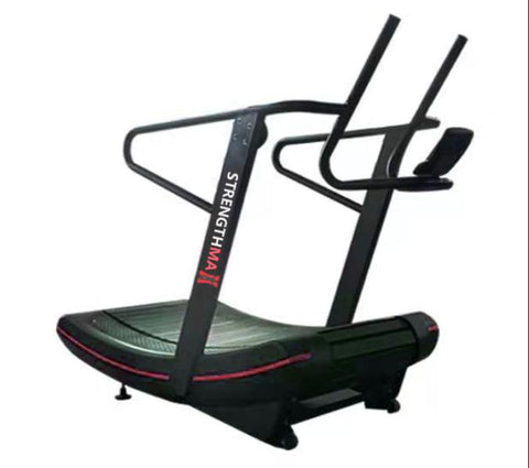 Strengthmax Pro Series Curve Treadmill (Preorder available March)