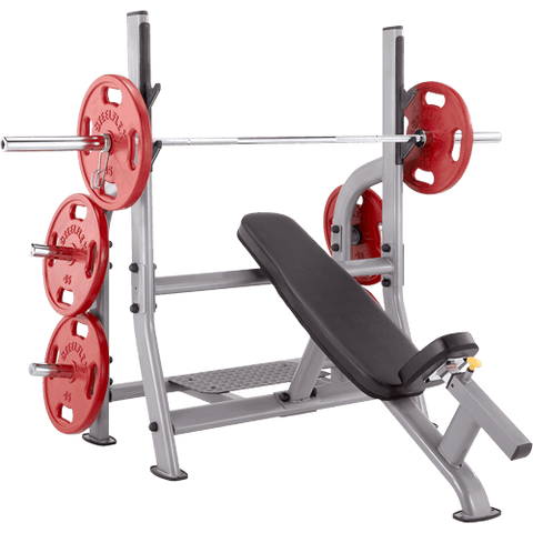 Pro Series Incline Olympic Bench ##last one display model##