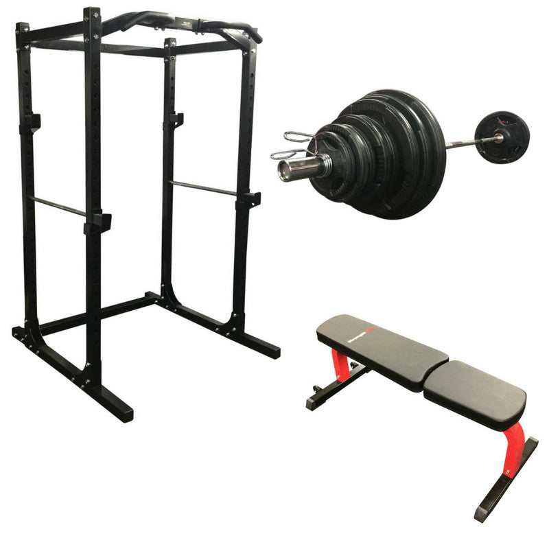 Light commercial rack pack strength and fitness supplies light commercial rack pack aloadofball Choice Image