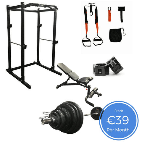The Power Rack Pack