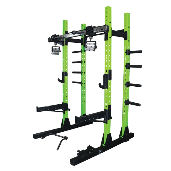Primal Commercial Half Rack