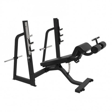Primal Strength Commercial Olympic Decline Gym Bench
