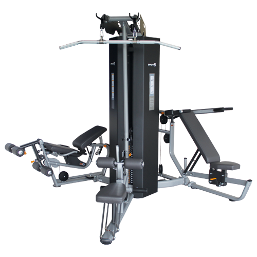 Pro Series 3 Station Commercial MultiGym