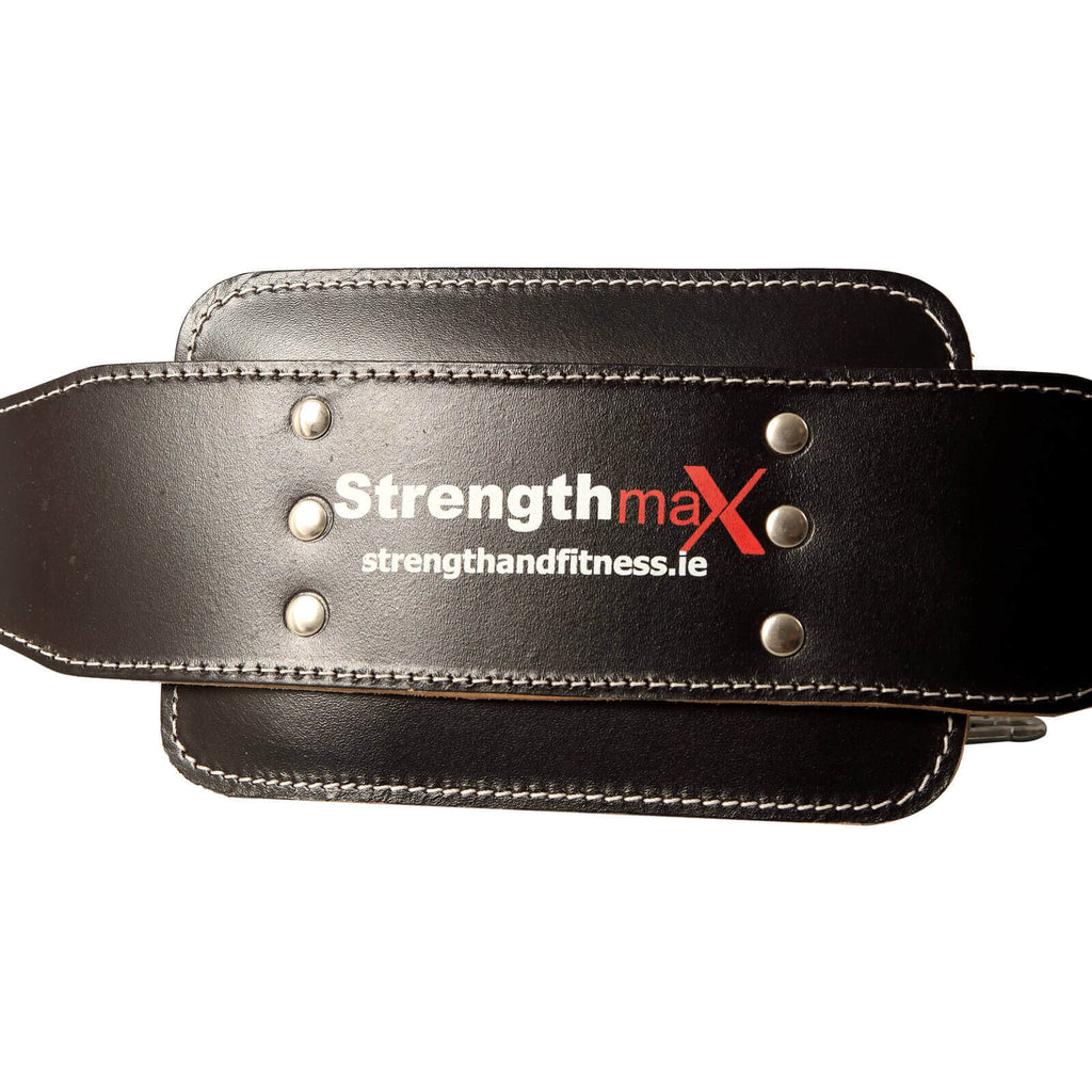 Strengthmax Leather Dipping Belt