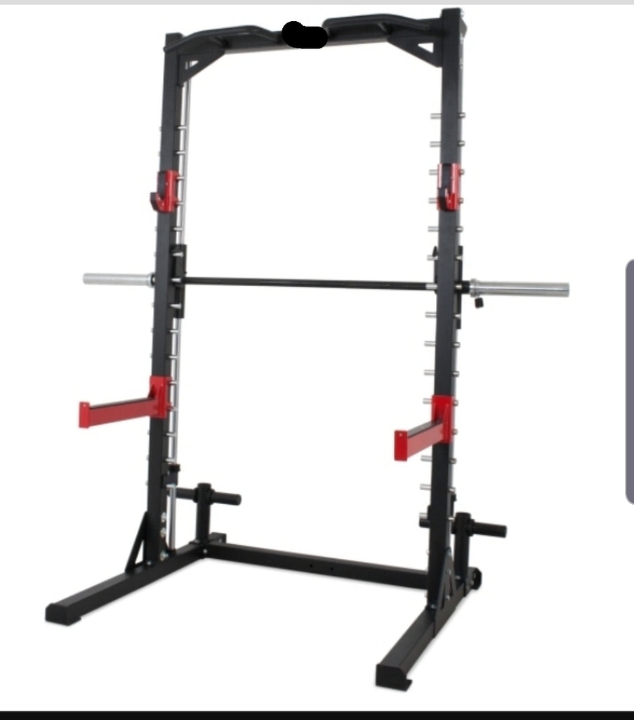 Strengthmax Heavy Duty Half Rack & Smith ( preorder for delivery collection mid sept)