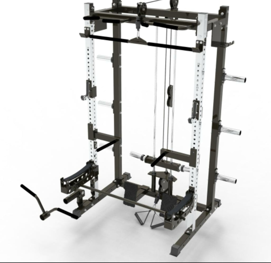 Strengthmax Pro Series Half Cage & Lat Dip Attachments (due May 2021)