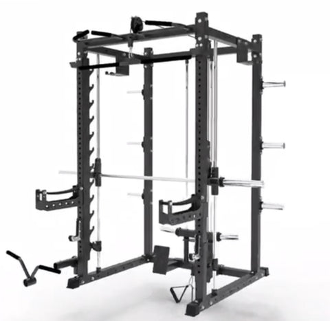 Strengthmax Pro Series Commercial Cage & Lat Tower (Due May 2021)