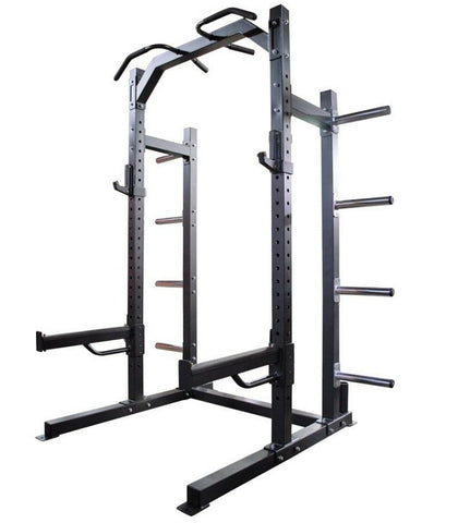 Strengthmax Pro Series Commercial Half Rack (Preorder available March )